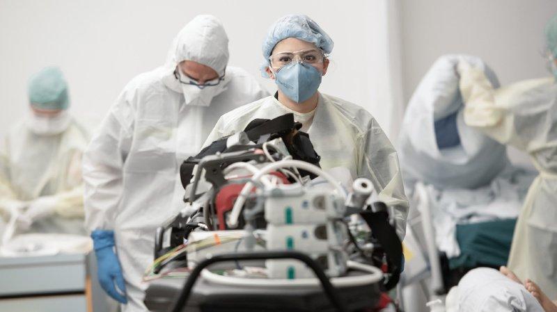 Les services hospitaliers ont été mobilisés comme jamais.