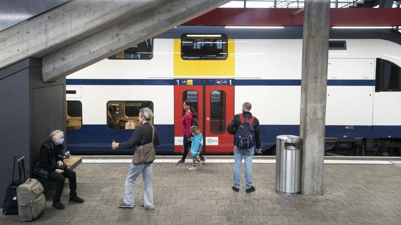 Coronavirus: les Suisses veulent moins utiliser les transports en commun à l'avenir