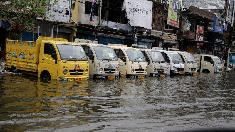 Catastrophe: l'Inde et le Bangladesh dévastés par le cyclone Amphan, plus de 100 morts