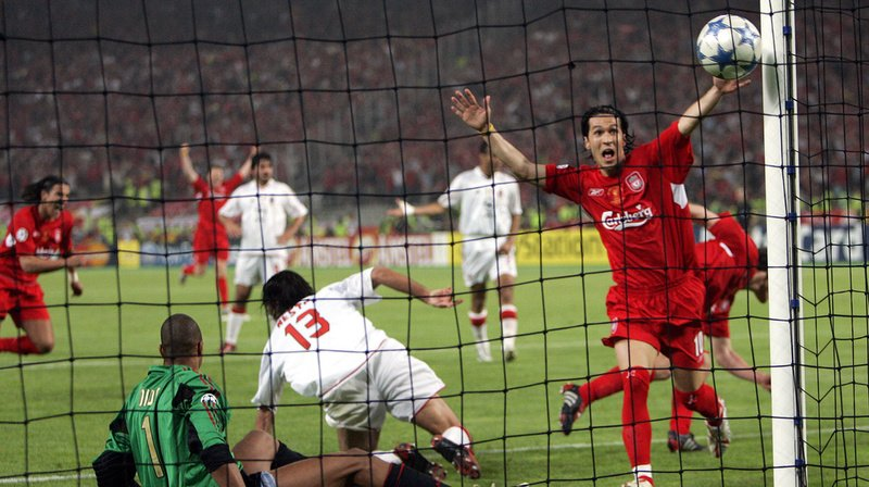 Football - les finales des Coupes d'Europe: en 2005, le miracle d'Istanbul