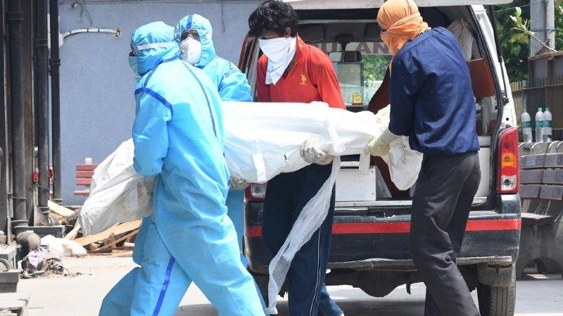 Coronavirus: plus de 370'000 morts dans le monde dimanche soir