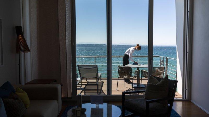Coronavirus: les hôteliers romands souffrent de l'absence de la clientèle d'affaires