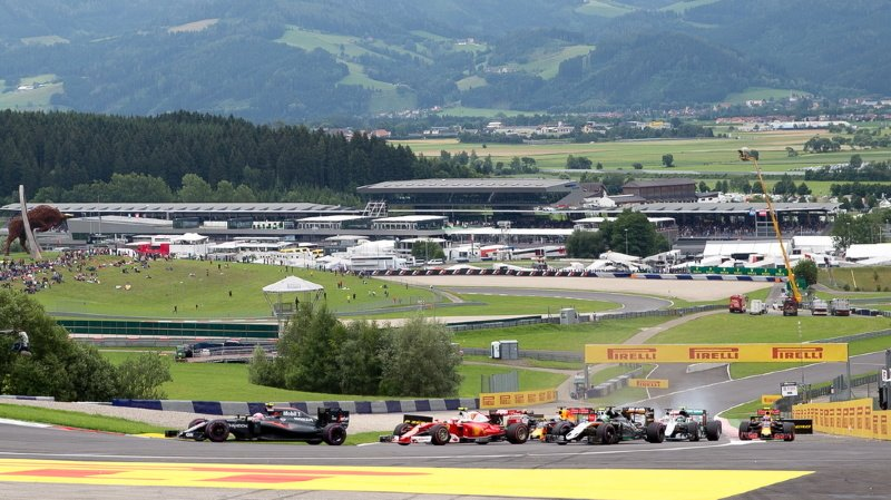 """Formule 1: le protocole sanitaire en vue de la reprise est """"le meilleur possible"""""""