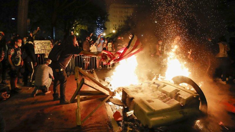Les émeutes raciales qui embrasent les Etats-Unis se produisent depuis plus de 50 ans.