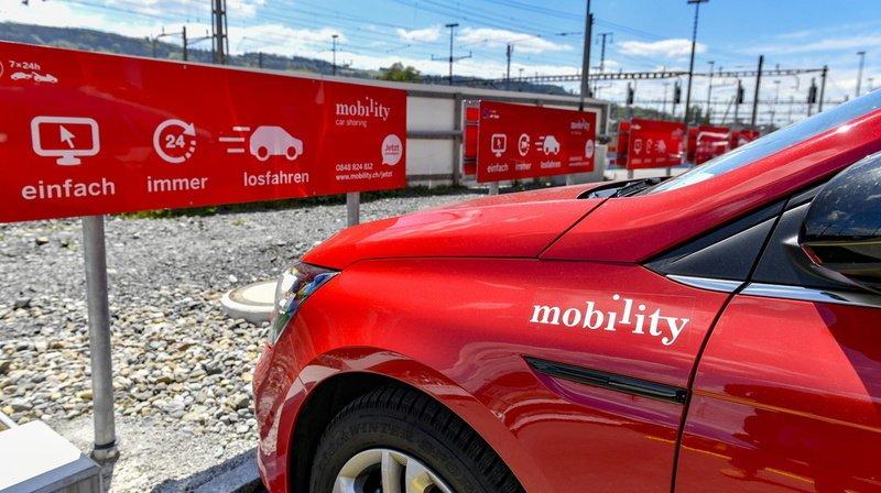 Les Suisses pourraient utiliser plus Mobility durant leurs vacances. (Illustration)