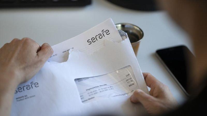 Le changement de système serait à l'origine des erreurs de facture.