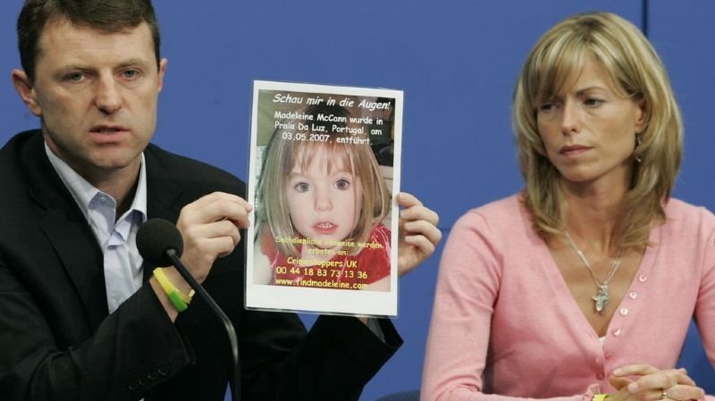 La police allemande a relancé de manière spectaculaire l'enquête sur la mystérieuse disparition de Madeleine McCann, trois ans, en 2007.