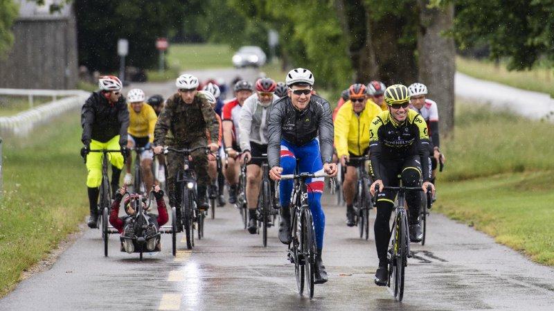 """""""Ce Tour de Suisse doit me permettre de retrouver une bonne condition pour être d'attaque lors de la reprise"""", explique Michael Albasini l'homme aux 30 victoires dans les rangs professionnels."""