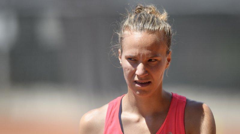 Viktorija Golubic est la première lauréate suisse du monde d'après.