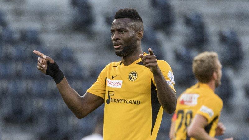Football – Super League: Young Boys bat Zurich avec un Jean-Pierre Nsame puissance trois