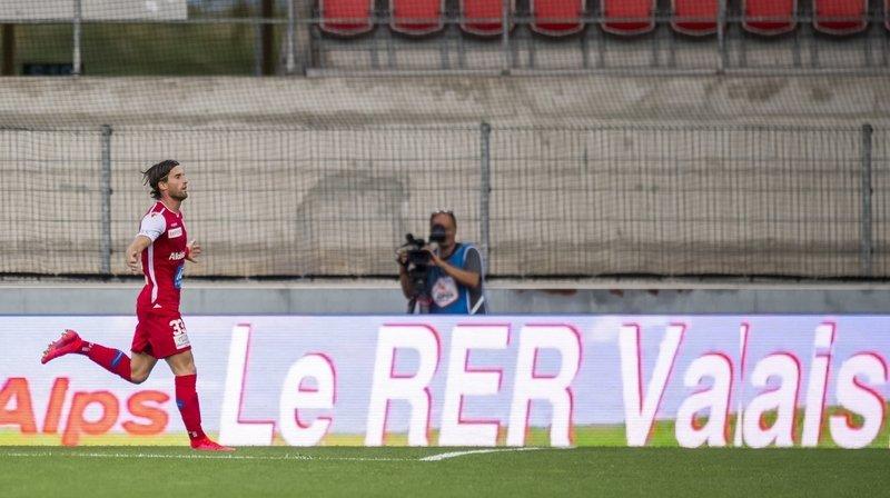 FC Sion: cherche buteur désespérément
