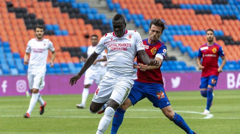 Super League: le FC Sion s'incline logiquement à Bâle