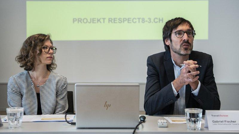Travail.Suisse lance une plateforme pour faire connaître les pionniers et dénoncer les moutons noirs en matière d'égalité salariale.