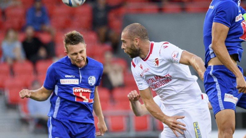 Super League: le FC Sion subit une nouvelle défaite face à Lucerne