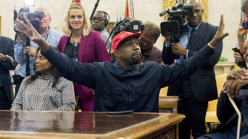 Présidentielle américaine: le rappeur Kanye West se déclare candidat