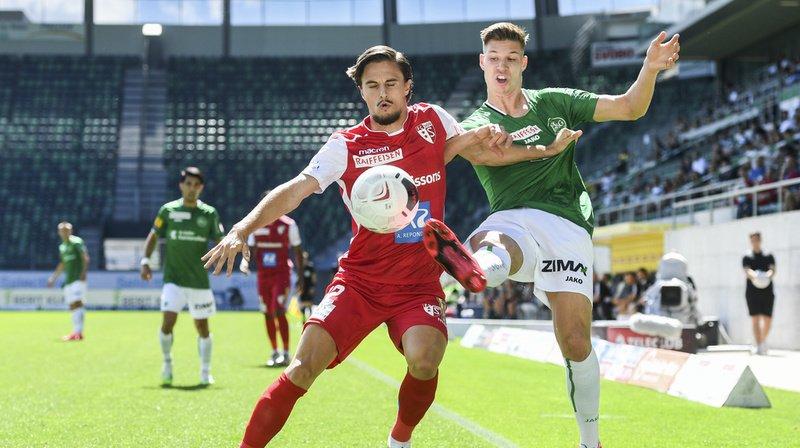 Super League: le FC Sion rentre bredouille de Saint-Gall