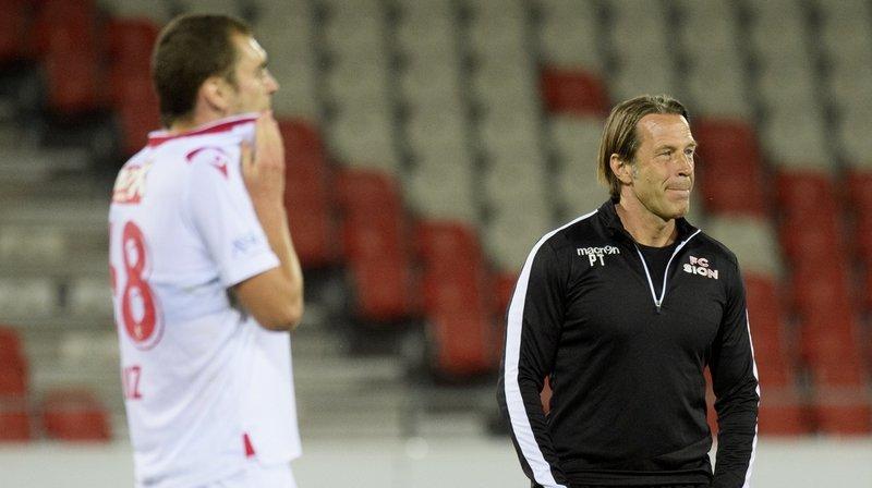 FC Sion, le pire tour depuis 2006