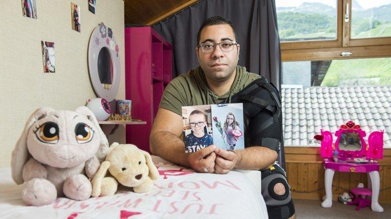 Son ex-femme a enlevé ses deux enfants: «Je veux qu'ils sachent que papa les cherche»