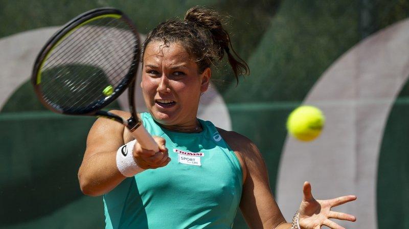 Ylena In-Albon n'a perdu qu'au super tie-break en finale.