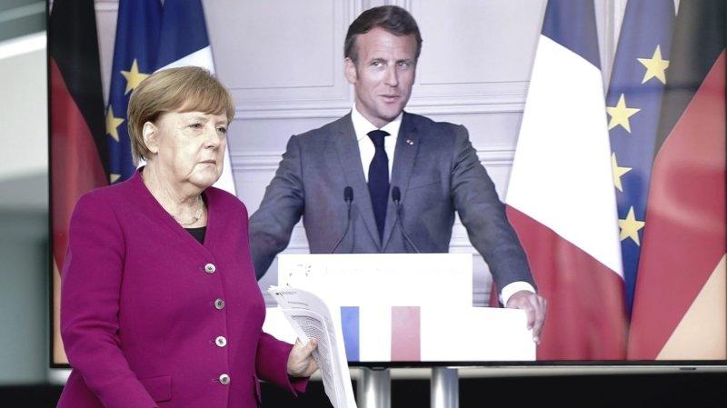 Le plan à 500 milliards de Paris et Berlin