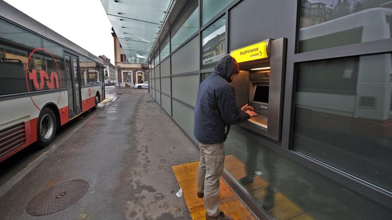 Postfinance gagne une manche