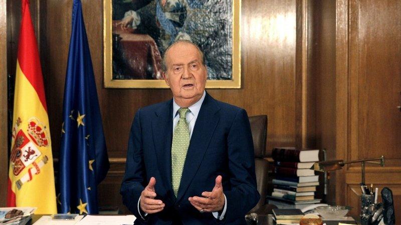 Juan Carlos visé par une enquête pour corruption