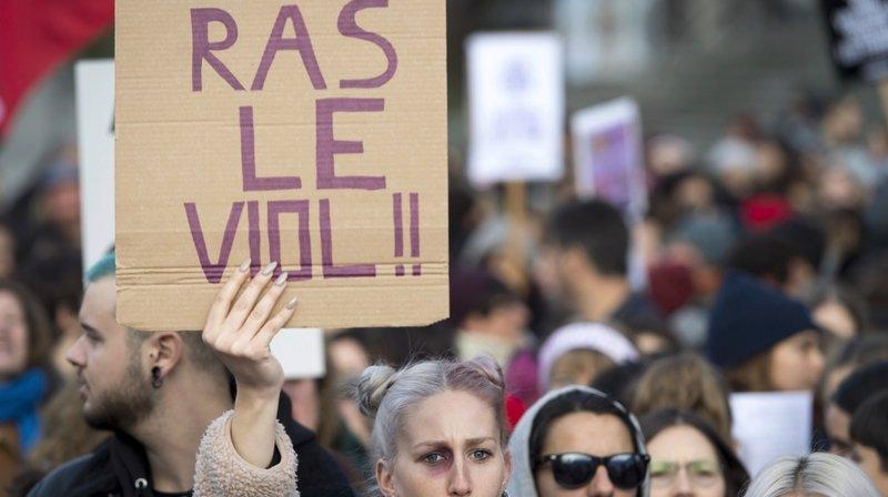 Violences sexuelles: appel lancé pour renforcer la lutte contre le viol