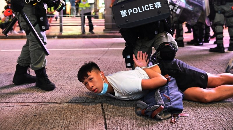Pékin exporte l'arbitraire à Hong Kong