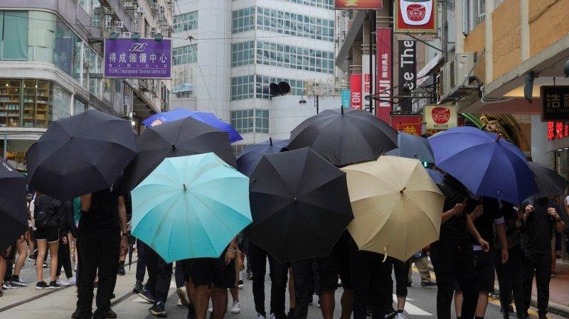 Les entreprises délaissent Hong Kong