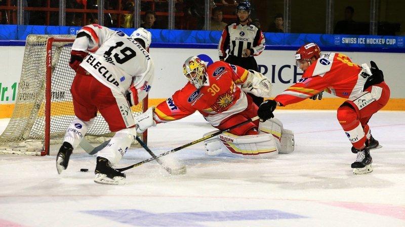 Hockey: de gros adversaires pour les clubs valaisans en Coupe de Suisse