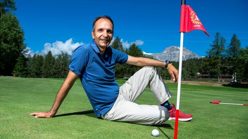 Stéphane Barras, le scientifique du golf passé maître dans l'art du coaching