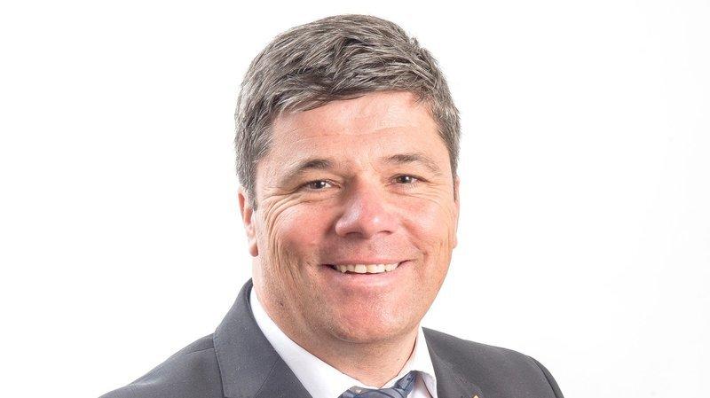 Manfred Schmid, député CVPO, a été élu avec 110 voix.