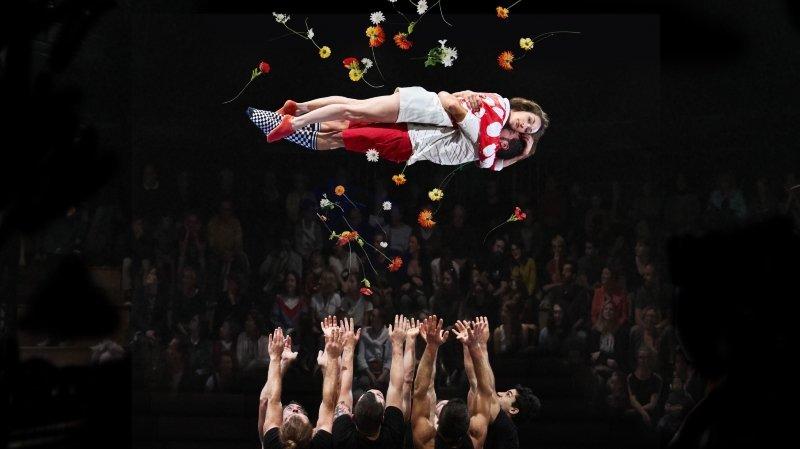 A Crans, le cirque prend encore de la hauteur