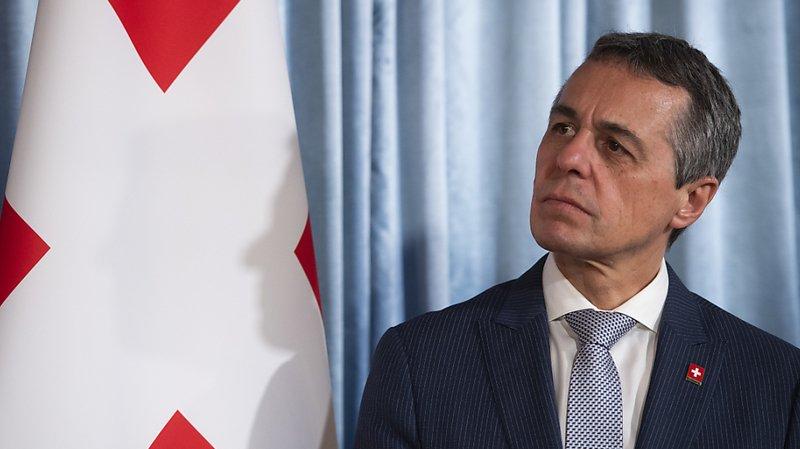 ONU: Cassis défend la candidature de la Suisse au Conseil de sécurité