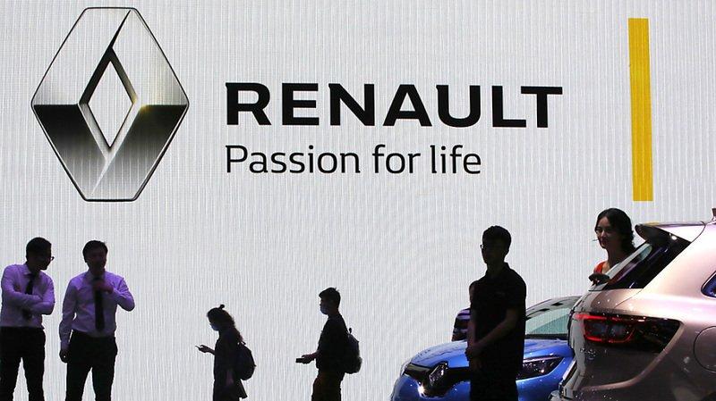 Automobile: Renault annonce près de 15'000 suppressions d'emplois dans le monde