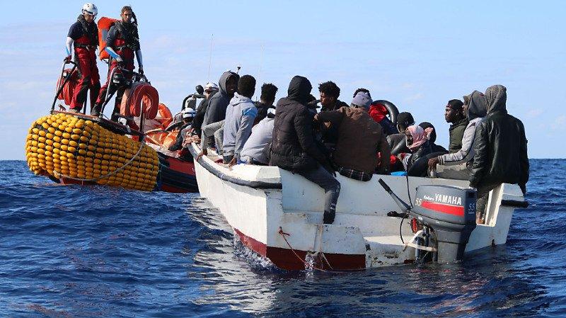 Migration: SOS Méditerranée relance son sauvetage en mer après plusieurs mois