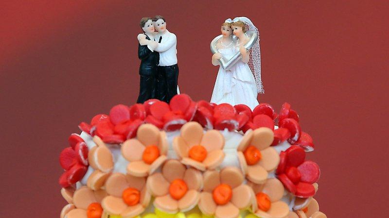 Le mariage pour tous sera débattu mercredi au National (archives).
