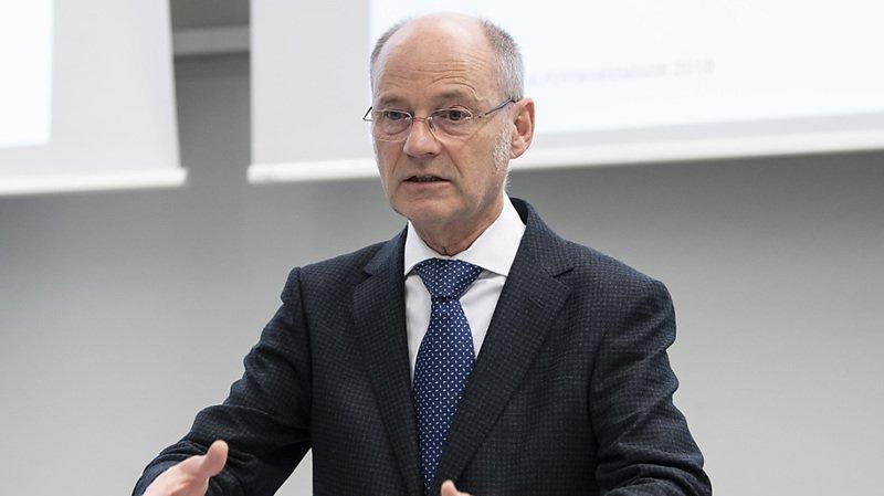 """""""Il faut une raison pour le contrôle et un signalement"""", affirme Stefan Blaettler (archives)."""