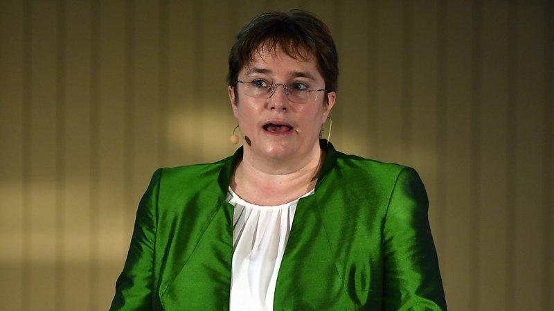 La conseillère nationale Magdalena Martullo-Blocher (UDC/GR)) et ses deux soeurs ont versé 326 millions de francs de dividendes en 2019.