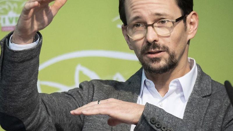 Partis: les Verts choisissent Balthasar Glättli comme nouveau président