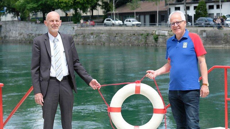 Daniel Koch s'engage pour éviter les noyades