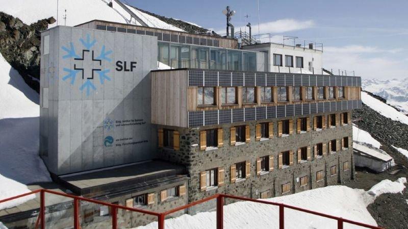 Changement climatique: Davos va accueillir un nouveau centre de recherche