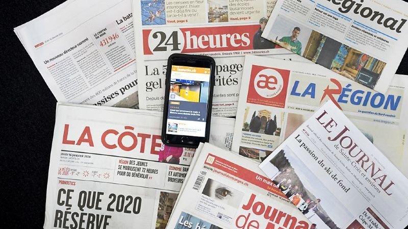 Médias: l'aide à la presse devrait être échelonnée selon le tirage