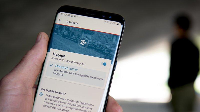 Coronavirus: les Suisses pourront télécharger l'app SwissCovid dès jeudi