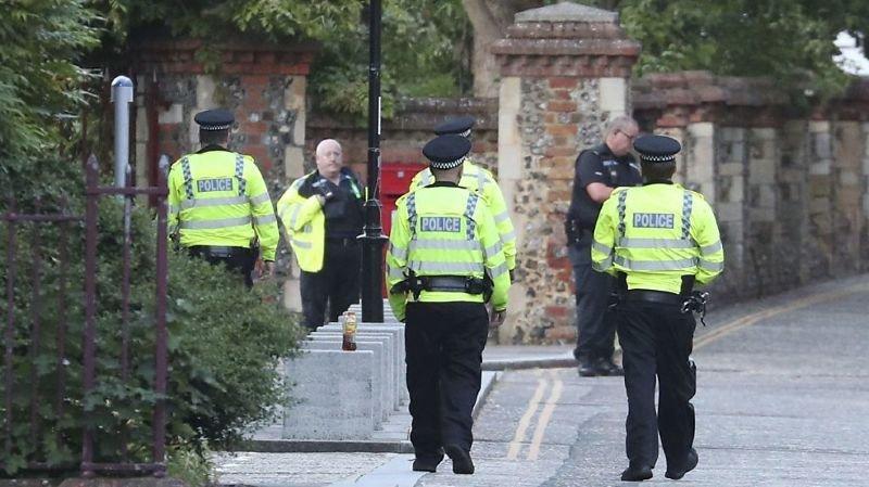"""L'""""incident grave"""" s'est produit dans le parc Forbury à Reading."""