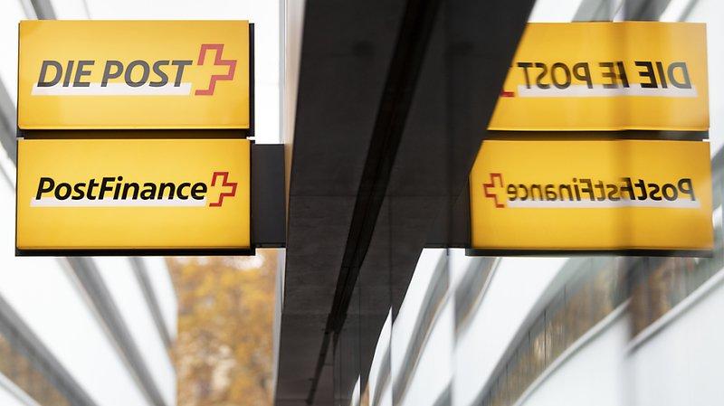 PostFinance: des crédits et des hypothèques pourraient bientôt être octroyés