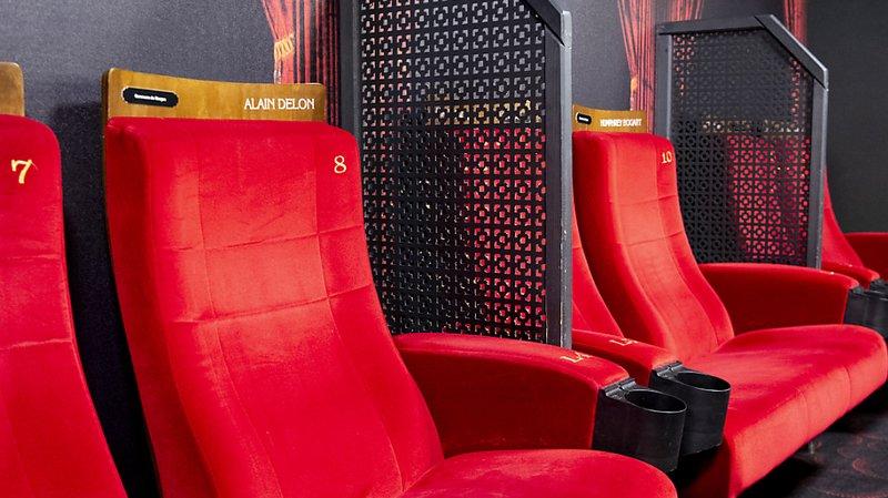 Le cinéma Odéon à Morges (VD) a pris toutes les mesures nécessaires pour assurer la sécurité des cinéphiles.