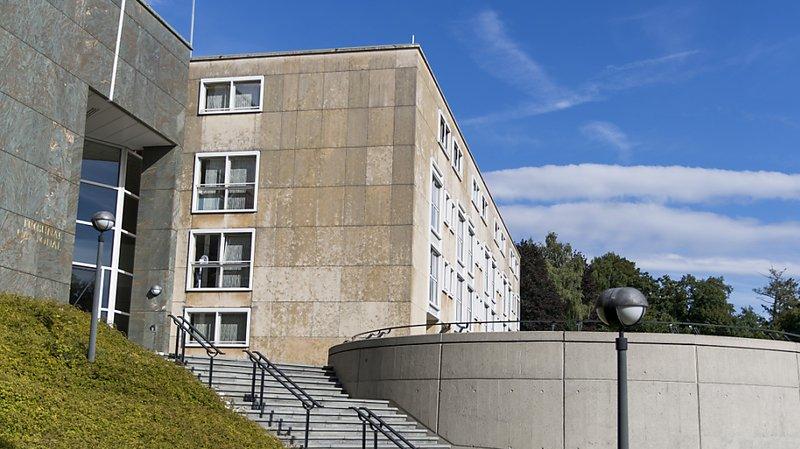 Le procès a été délocalisé au Tribunal cantonal de l'Hermitage en raison de la pandémie de coronavirus. (Illustration)