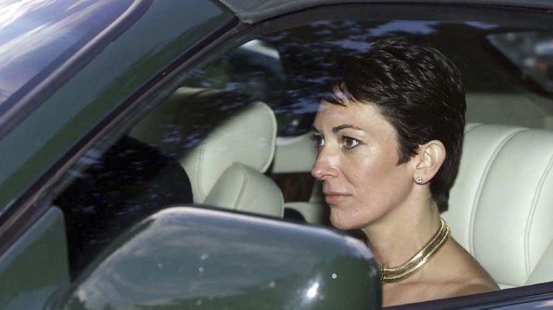 L'ex-collaboratrice de Jeffrey Epstein, Ghislaine Maxwell, a été arrêté aux Etats-Unis (archives).