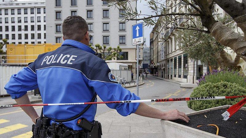Le braquage de la bijouterie du quai des Bergues s'était déroulés le samedi matin du 13 mai 2017. (Archives)